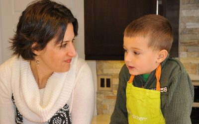 Teach Your Child Cooking