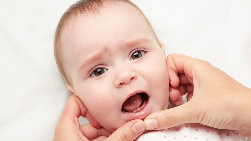 Natural solutions for Teething